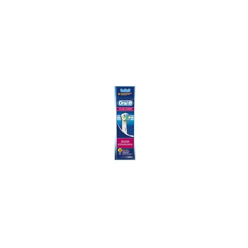 3 Testine Ricambio Oral B Floss Action
